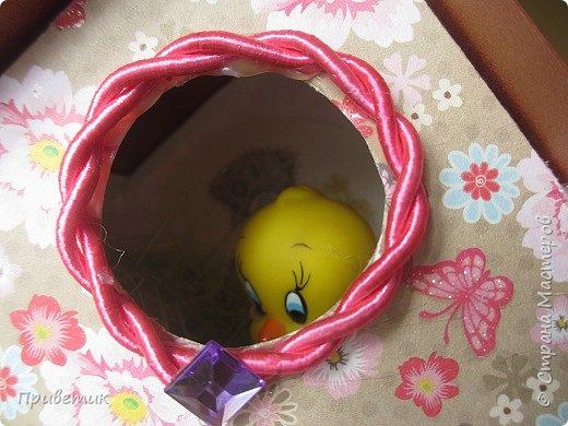 """Вчера позвонила внучка Вика- ей уже 2 года и 7 месяцев, и попросила """"домик для птички в садик"""". А меня если попросить, да еще сказать """"паалуста"""", то я сразу берусь за дело:) фото 7"""