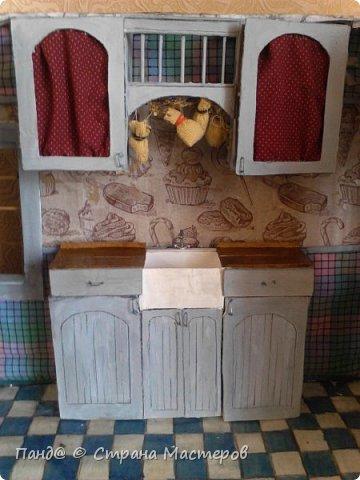 Всем привет! Наконец то я здесь)) Хочу представить вам мою новою работу-вторая часть кухонного гарнитура. фото 1