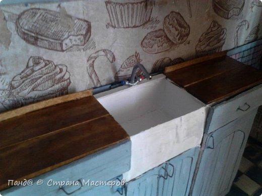 Всем привет! Наконец то я здесь)) Хочу представить вам мою новою работу-вторая часть кухонного гарнитура. фото 4