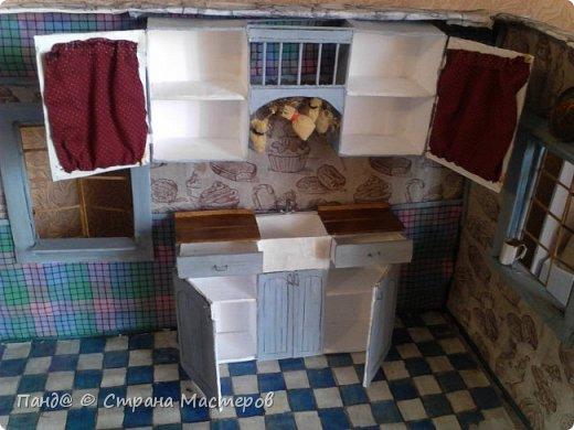 Всем привет! Наконец то я здесь)) Хочу представить вам мою новою работу-вторая часть кухонного гарнитура. фото 5