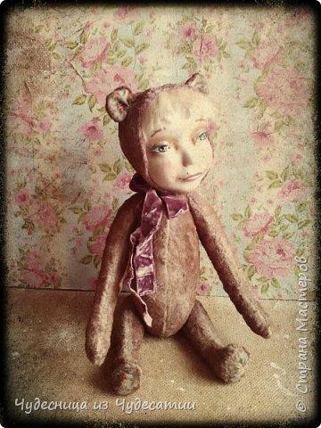 первая моя Тедди - долл...  фото 2