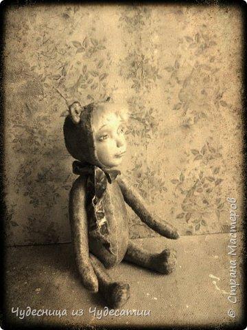 первая моя Тедди - долл...  фото 4