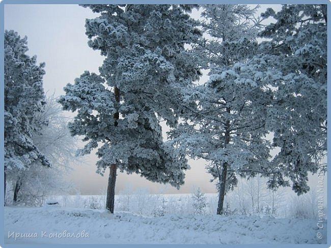 Все фотографии сделаны мною в начале января не помню точно какого года в Амурской области в г. Зея.. Там обычно, до начала ветров, до февраля, царствует такая красота. Основные фото сделаны на берегу реки Зея. Она, убегая от Зейской ГЭС,  долго не замерзает, что и дает возможность любоваться чудными пейзажами.   фото 9