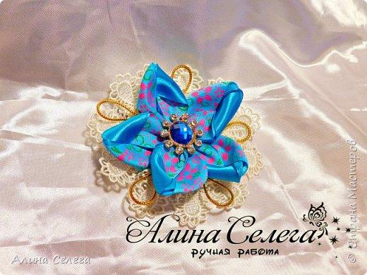 МК сказочный цветок / МК Алина Селега  фото 1
