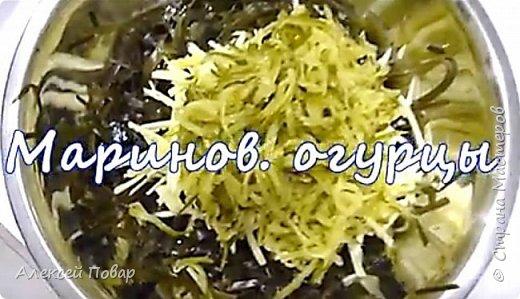 Люсьен Оливье не оставил ни одной записи рецепта своего знаменитого салата. А значит, мы можем бесконечно его изменять, дополнять и совершенствовать. Предлагаю вашему вниманию легкую, сочную и по-настоящему весеннюю версию! фото 5