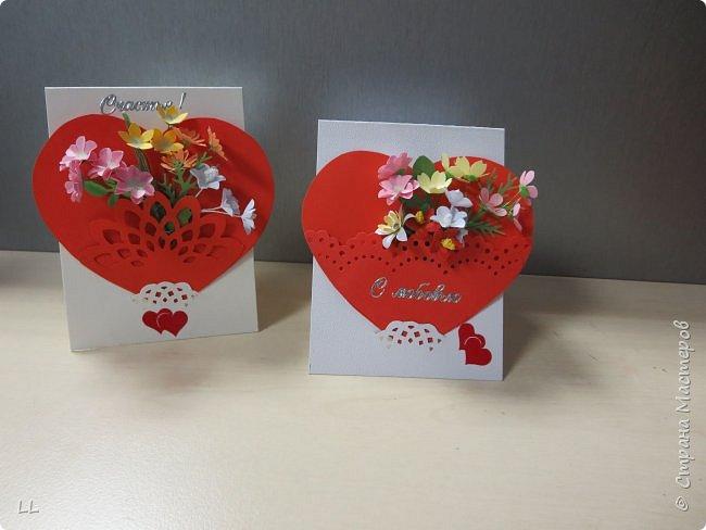 открытки с сердечками фото 3