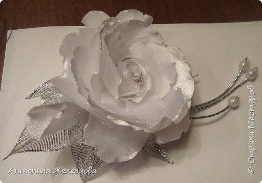 Начало здесь: http://stranamasterov.ru/node/997592  Заколочки в серебряном варианте. фото 25