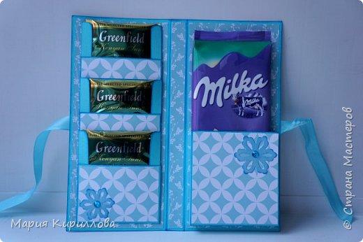 Первые открытки-шоколадницы фото 16