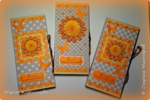Первые открытки-шоколадницы фото 13