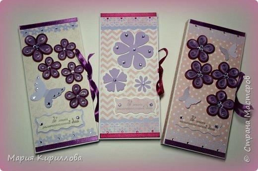 Первые открытки-шоколадницы фото 1