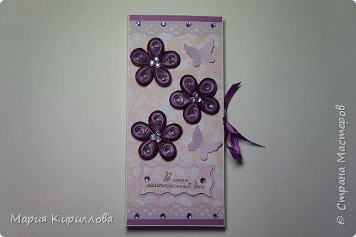 Первые открытки-шоколадницы фото 5