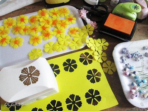 Добрый вечер, жители и гости Страны Мастеров! Для одной из работ потребовались мне цветы нарцисса, хочу поделиться с вами этапами изготовления цветка, возможно вам пригодится для весенних работ. фото 7