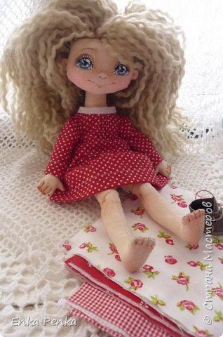 Кукла игровая. Рост 30 см. фото 2