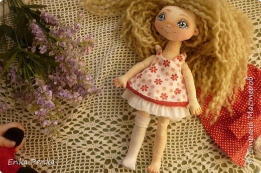 Кукла игровая. Рост 30 см. фото 5