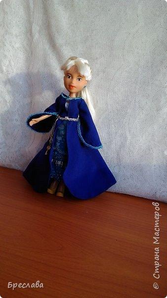 Оба костюма были сделаны для Ариэлиан (фея), но один из них идеально подошёл и на Ольгу (братц) фото 3