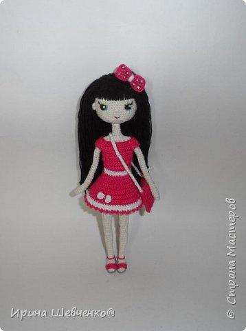 Кукла на проволочном каркасе. фото 4