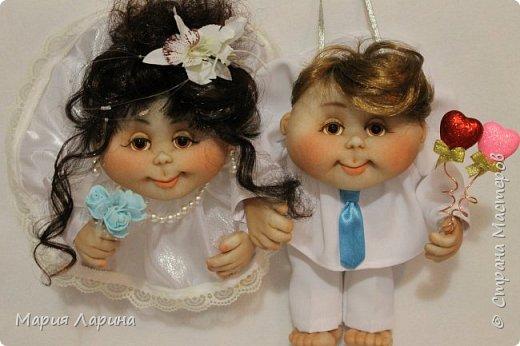 парочка свадебная  фото 1