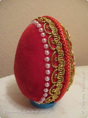 Всем, здравствуйте!Очень понравились Пасхальные яйца,сделанные Светланой Хачиной и её дочерью Радмилой.  http://stranamasterov.ru/node/709253  Вот решилась сделать фото 6