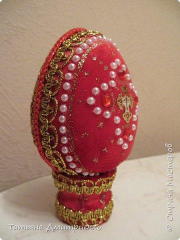 Всем, здравствуйте!Очень понравились Пасхальные яйца,сделанные Светланой Хачиной и её дочерью Радмилой.  http://stranamasterov.ru/node/709253  Вот решилась сделать фото 7