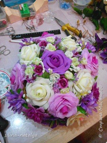 Украшение на свадебные машины фото 10