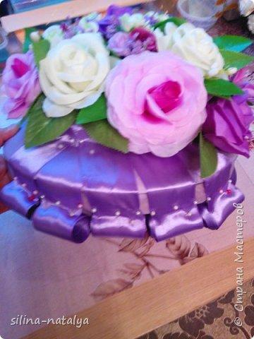 Украшение на свадебные машины фото 9