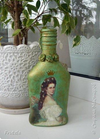 """Бутылочка """"Королевская"""" фото 1"""