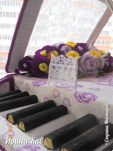 Ещё один рояль:) Огромное спасибо за МК Наталье Пецкус! фото 2