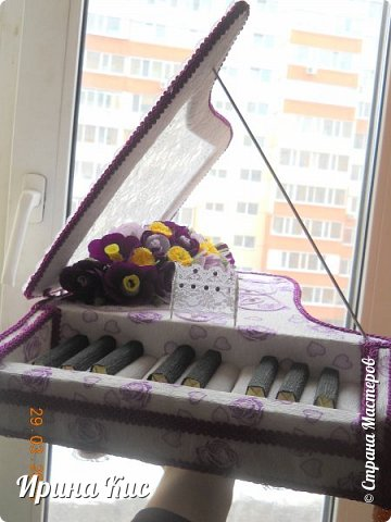 Ещё один рояль:) Огромное спасибо за МК Наталье Пецкус! фото 6
