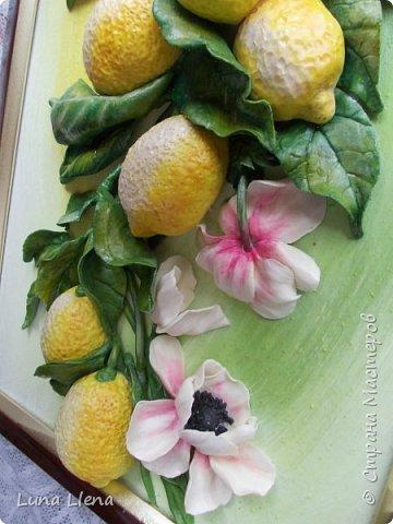 Лимоны и клематисы фото 10