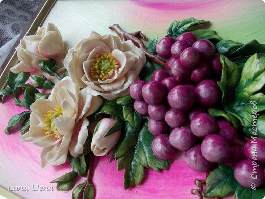 Розы и виноград фото 10