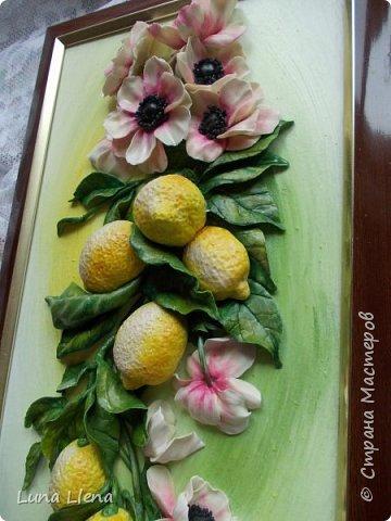 Лимоны и клематисы фото 13