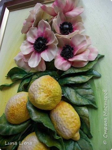 Лимоны и клематисы фото 14