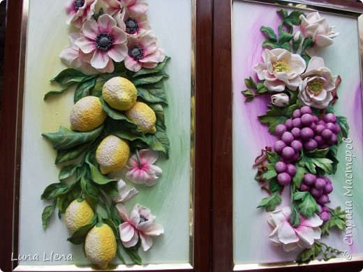 Лимоны и клематисы фото 15