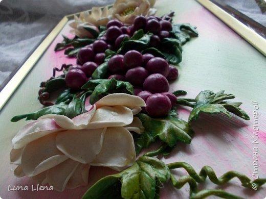 Розы и виноград фото 16