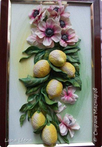 Лимоны и клематисы фото 2