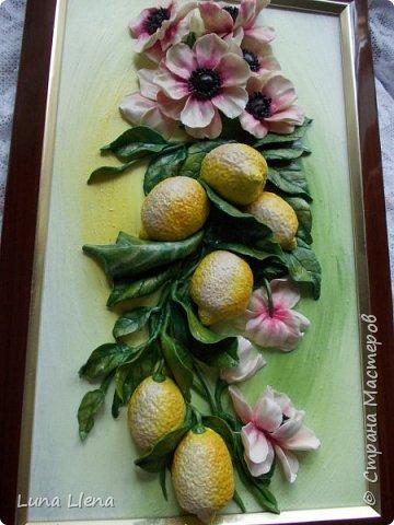 Лимоны и клематисы фото 3