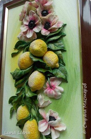Лимоны и клематисы фото 4