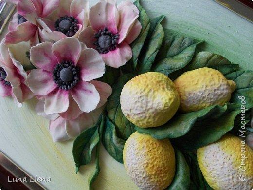 Лимоны и клематисы фото 5