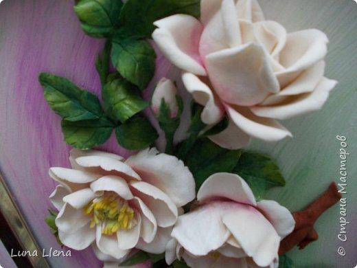 Розы и виноград фото 6