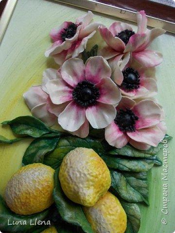 Лимоны и клематисы фото 8
