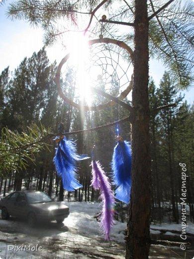 назовем этот ловец Дух леса) фото 4