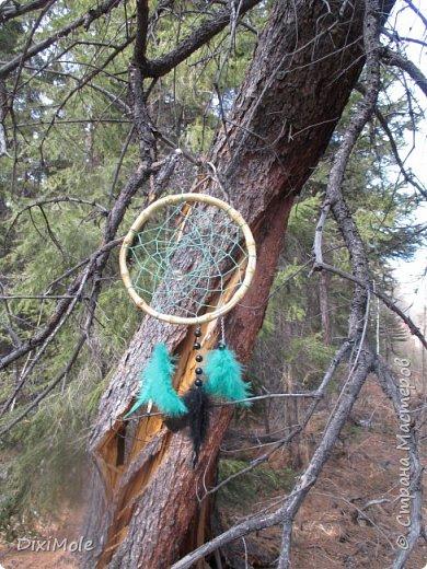 назовем этот ловец Дух леса) фото 3