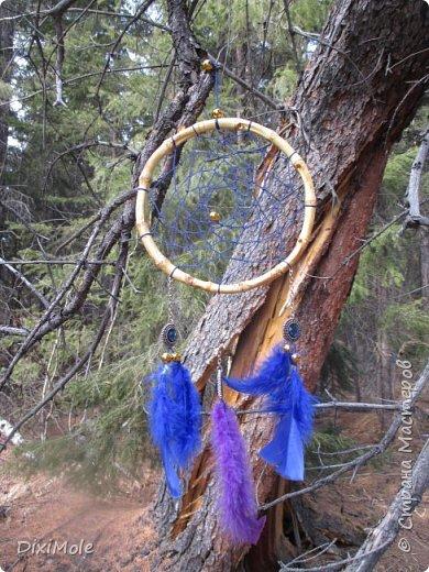 назовем этот ловец Дух леса) фото 7