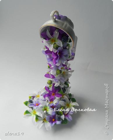 Весна наступила! Несколько весенних работ. Первый букет на вазе - в подарок светлому человеку. фото 16