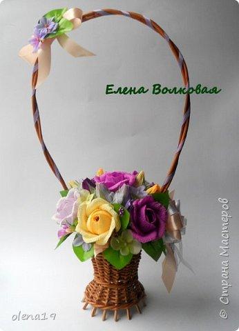 Весна наступила! Несколько весенних работ. Первый букет на вазе - в подарок светлому человеку. фото 10