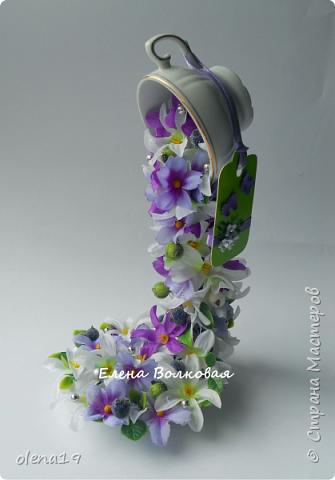 Весна наступила! Несколько весенних работ. Первый букет на вазе - в подарок светлому человеку. фото 19