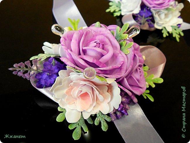 Подвязки для подружек невесты. фото 2
