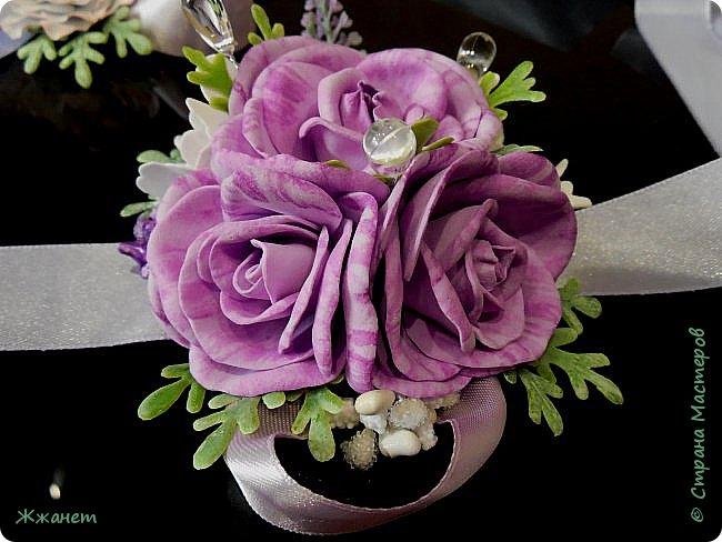 Подвязки для подружек невесты. фото 3