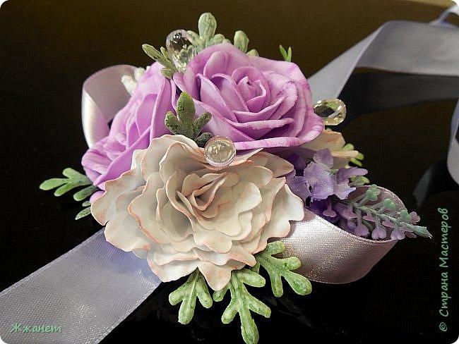 Подвязки для подружек невесты. фото 4