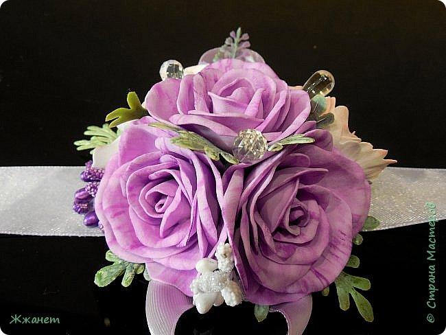 Подвязки для подружек невесты. фото 5
